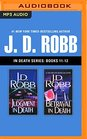 J D Robb - In Death Series Books 11-12 Judgment in Death Betrayal in Death