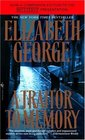 A Traitor to Memory (Inspector Lynley, Bk 11)