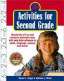 A Activities For Second Grade
