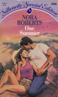 One Summer (Silhouette Special Edition, No 306)
