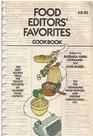 Food Editors' Favorites Cookbook