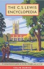 The CS Lewis Encyclopedia A Comprehensive Guide to His Life Thought and Writings