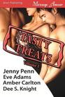 Tasty Treats Vol 1 Rachel's Seduction / Riding Lessons / Mackenzie's Meltdown / The Elixir