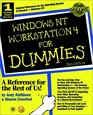 Windows NT Workstation 4 for Dummies
