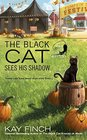 The Black Cat Sees His Shadow (Bad Luck Cat, Bk 3)