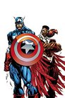 Captain America  The Falcon by Christopher Priest The Complete Collection