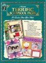 Making Terrific Scrapbook Pages (It's easier Than You Think)