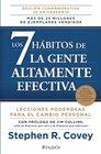 Los 7 habitos de la gente altamente efectiva Edicin conmemorativa 25 aniversario