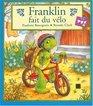 Franklin fait du vlo