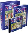 The New Oxford Picture Dictionary CD-ROM