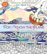 For I Know the Plans Inspirational Adult Coloring Book