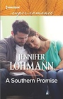 A Southern Promise (Harlequin Superromance, No 2012) (Larger Print)