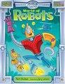 Put 'Em Together Sticker Stories World of Robots