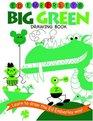 Ed Emberley's Big Green Drawing Book (Ed Emberley's Big...)