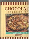 Chocolate Collection 3 Cookbooks in 1