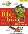 Lang's Bible Trivia 2005 Calendar