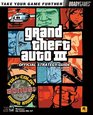 Grand Theft Auto 3 Official Strategy Guide for PC