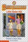 Karen's New Bike (Baby-Sitters Little Sister, #62)