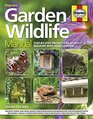 Garden Wildlife Manual Step-by-step products to attract wildlife into your garden