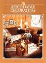 Affordable Decorating
