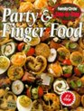 Party and Finger Food