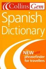 Collins Gem Spanish Dictionary 8e