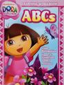 Dora the Explorer Learning ABCs Workbook