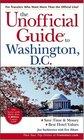 The Unofficial Guideto Washington DC