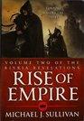 Rise of Empire (Riyria Revelations, 2)