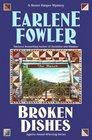 Broken Dishes (Benni Harper, Bk 11)
