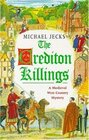 The Crediton Killings (Knights Templar, Bk 4)
