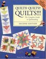 Quilts Quilts Quilts  The Complete Guide to Quiltmaking