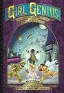 Girl Genius The Second Journey of Agatha Heterodyne 4 Kings and Wizards