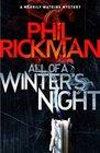 All of a Winter's Night (Merrily Watkins Mysteries)