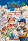 The Case of the Food Fight (Jigsaw Jones, Bk 28)