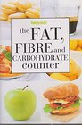 The Fat Carbohydrate and Fibre Counter