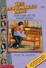 Mary Anne and the Memory Garden (Baby-Sitters Club, Bk 93)