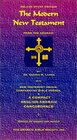 The Modern New Testament from the Aramaic With New Testament Origin Comparative Bible Verses  A Compact English-Aramaic Concordance  Deluxe Study Edition