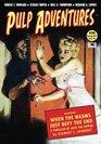 Pulp Adventures 25 The Golden Saint Meets the Scorpion Queen