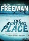 The Burying Place (Jonathan Stride, Bk 5) (Audio MP3-CD) (Unabridged)