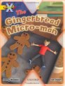 Project X Food the Gingerbread Micro-man