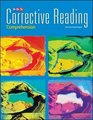 Corrective Reading Comprehension A Teacher Materials Package