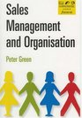 Sales Management and Organization