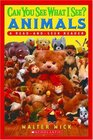 Can You See What I See? Animals: Animals Read-and-Seek (Scholastic Reader Level 1)