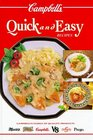 Campbell's Quick  Easy Recipes