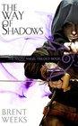 The Way of Shadows (Night Angel, Bk 1)