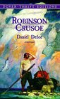 Robinson Crusoe (Dover Thrift Editions)