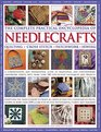 The Complete Practical Encyclopedia of Needlecrafts Quilting Cross Stitch Patchwork Sewing