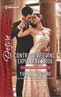 Contract Wedding Expectant Bride
