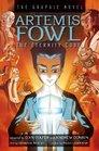 The Artemis Fowl 3 Eternity Code Graphic Novel